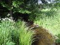 Chrudimka je kompletní, voda z filipovské a dědovské větve se valí na Kameničky.